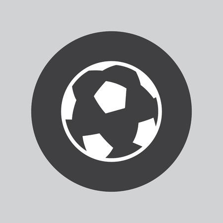 Ilustración de football icon - Imagen libre de derechos