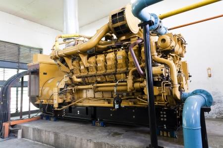 diesel standby generator