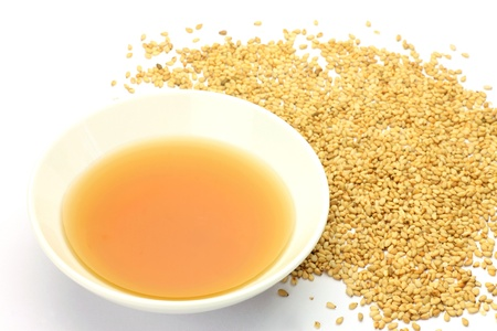 This is sesame and sesame oil.