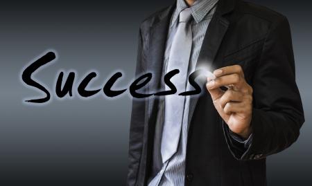 Photo pour Business success - image libre de droit