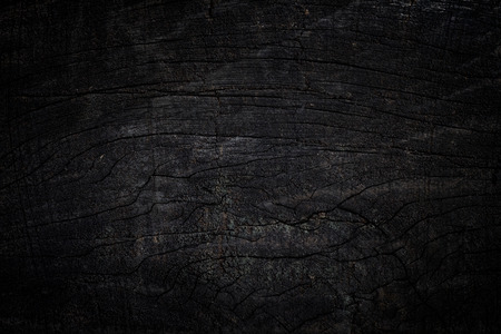 Photo pour black wood texture background - image libre de droit