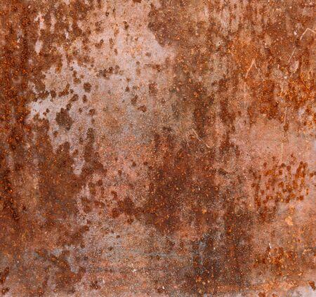 Photo pour Corrosive rusty metallic background, texture - image libre de droit
