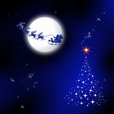 fond rennes Noël