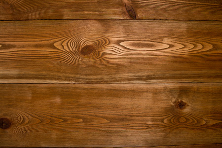 Natural wooden table