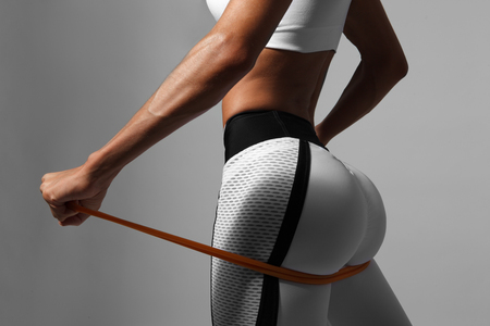 Photo for female back and buttocks - Royalty Free Image