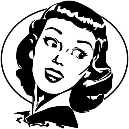 Illustration pour Doris - image libre de droit