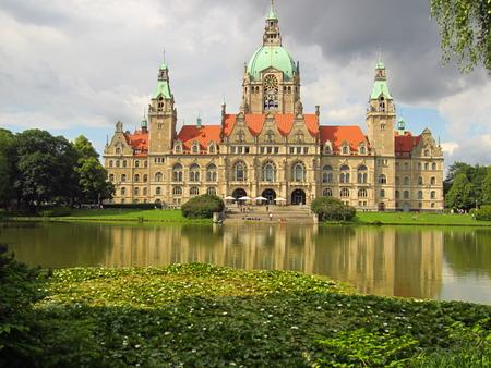 City Hall Hanover