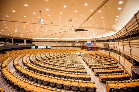 European parliament interior