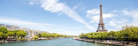 Foto de Cityscape view of Paris - Imagen libre de derechos