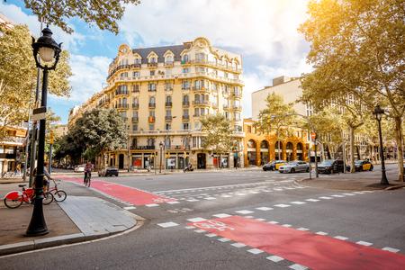 Foto de Barcelona city view - Imagen libre de derechos