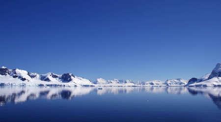 Icebergs in Antarctica 3
