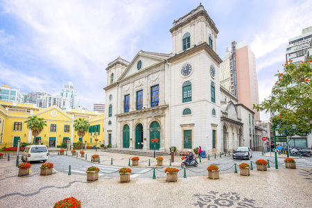 Cathedral of the Nativity of Our Lady, Macau