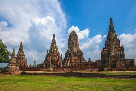 Foto für Wat Chaiwatthanaram at ayutthaya, thailand - Lizenzfreies Bild