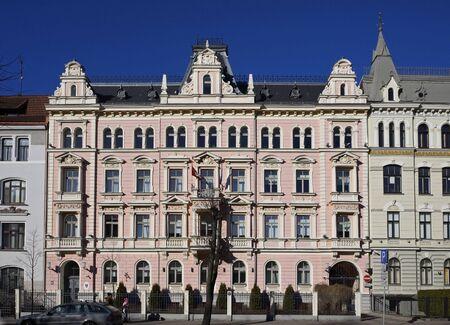 Riga, Elizabetes Street 15. Eclectic (19th century).