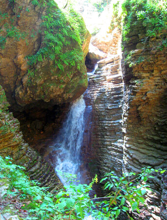 waterfalls Rufabgo