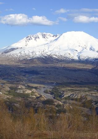 Mt. St. Helen's, National Volcanic Monument.