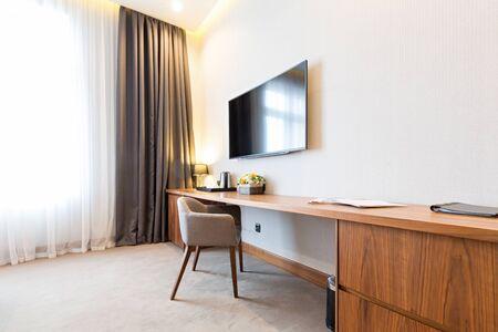 Foto de Interior of a hotel apartment - Imagen libre de derechos