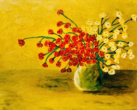 Very Nice original oil Painting On Canvas