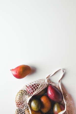 Photo pour Mango on a white background. Healthy food, healthy lifestyle. - image libre de droit