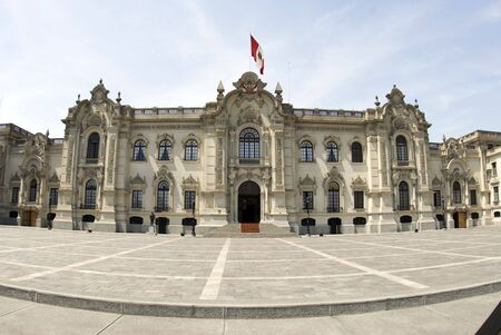 government palace lima peru house of government house of pizarro palacio de gobierno presidential home