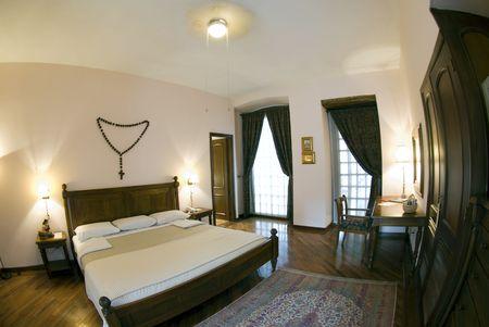 luxury hotel room quito ecuador 600 year old classic period furniture