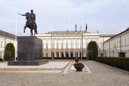 presidential palace Koniecpolski Palace