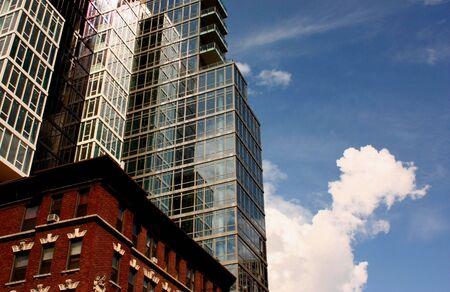 Building contrast