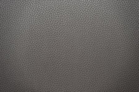 Photo pour Leather grey hi-res macro texture - image libre de droit