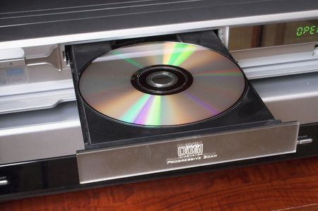 DVD Player / Recorder
