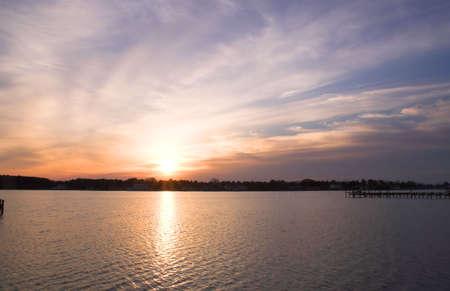 Sunrise or Sunset