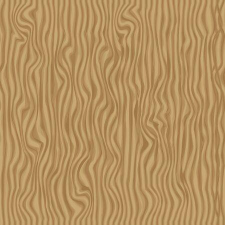 Illustration pour Seamless Vector Wood Texture - image libre de droit
