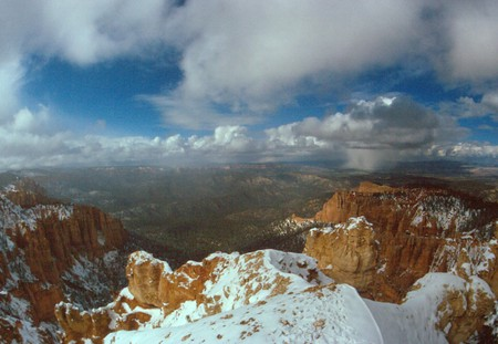 Bryce Canyon in Springtime