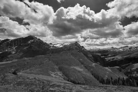Photo for Switzerland Alps Graubuenden Mountain Scenery Piz Beverin. High quality photo - Royalty Free Image