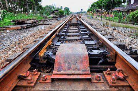 Railway Slit Long Way
