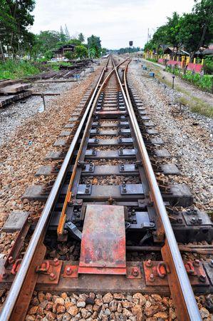Railway Slit Way Long