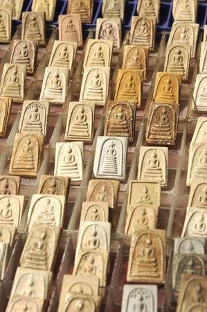 Many Small Image Buddha