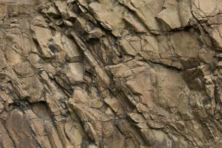 A volcanic rock texture