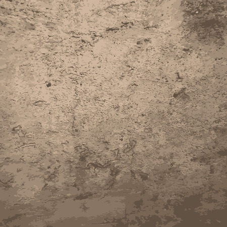 Illustration for Grunge retro texture.The vector vintage background template for decoration - Royalty Free Image