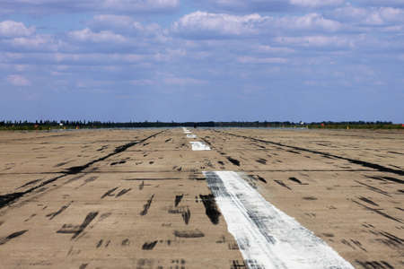 runway on aerodrome