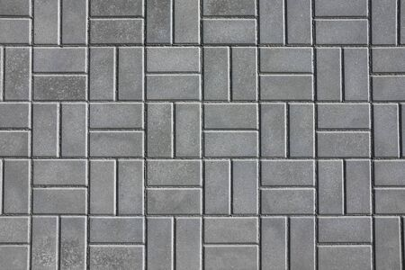 Photo for masonry wall paving stones as a background close up. High quality photo - Royalty Free Image