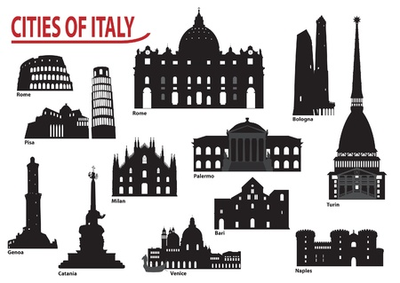 The most famous building in the city of Italy