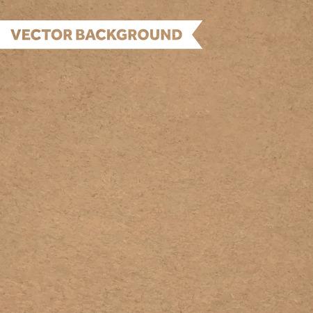 Illustration pour Carton cardboard textured paper background - image libre de droit