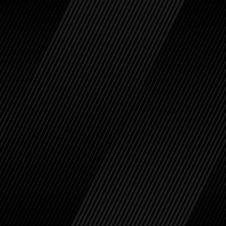 Foto de Vector Halftone Line Transition Abstract Wallpaper Pattern. Seamless Black And White Irregular Lines Background - Imagen libre de derechos