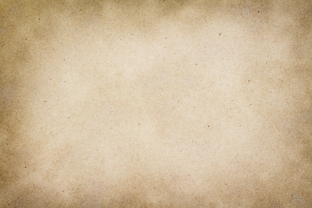 Photo for Old Paper Texture Background light rough textured spotted blank copy space background in yellow,brown - Royalty Free Image