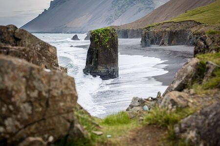Vik Coastline, Iceland