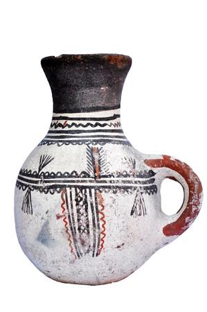 Vaso antico con raffigurazioni