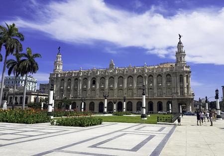 Great Theatre of Havana / Gran Teatro de La Habana Alicia Alonso -  Paseo del Prado, Havana, Cuba