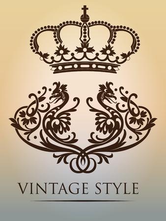 crown vintage