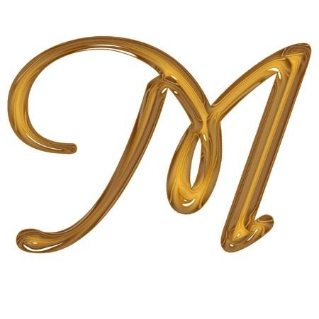 Latin alphabet symbol for web or writing