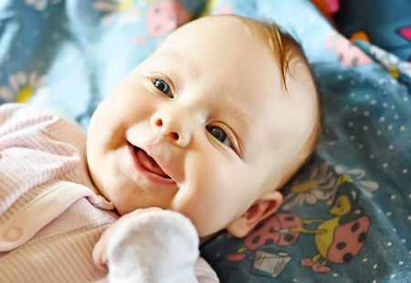 Photo pour Baby-girl - image libre de droit
